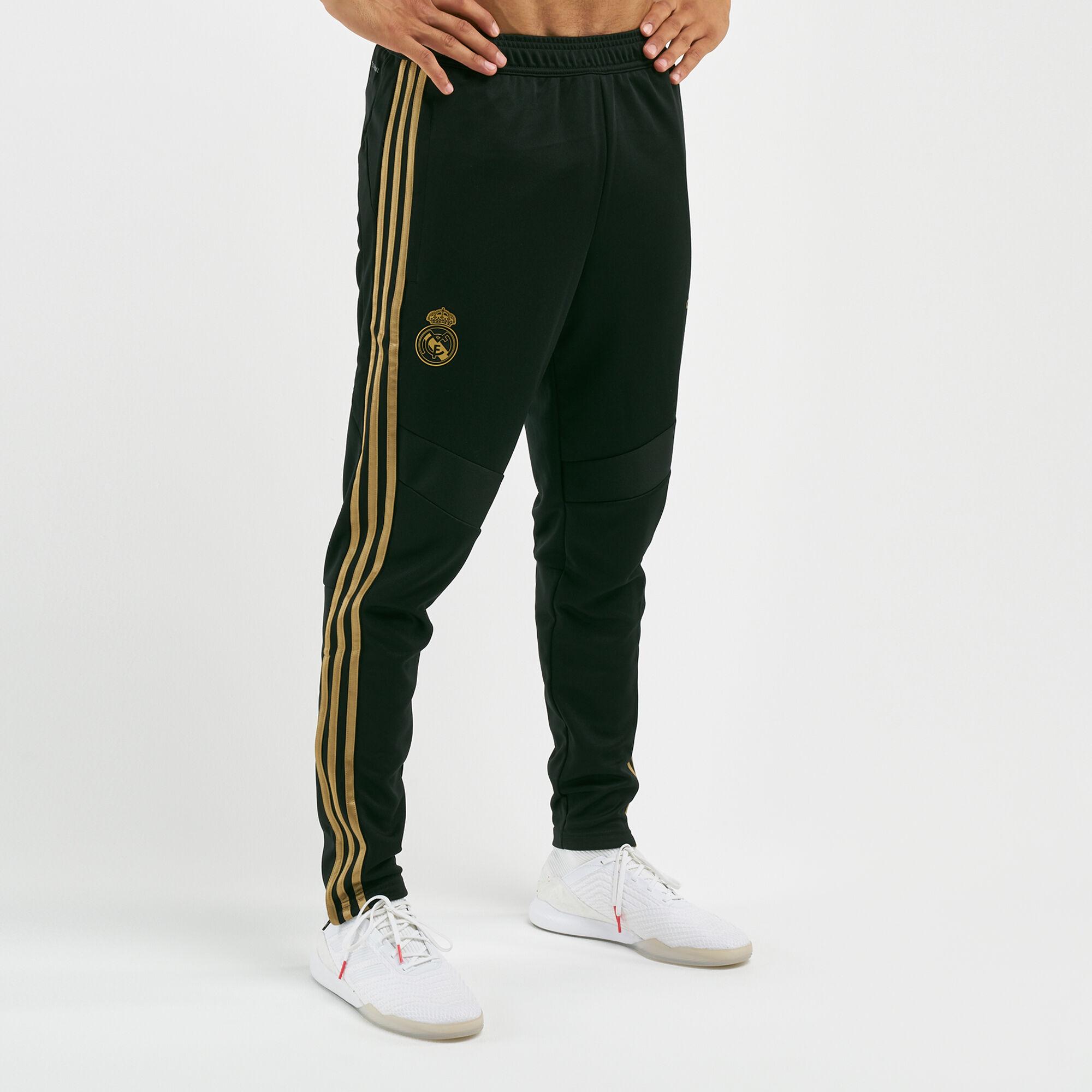 maduro Atar patrón  Buy adidas Men's Real Madrid Football Training Pants in Dubai, UAE | SSS