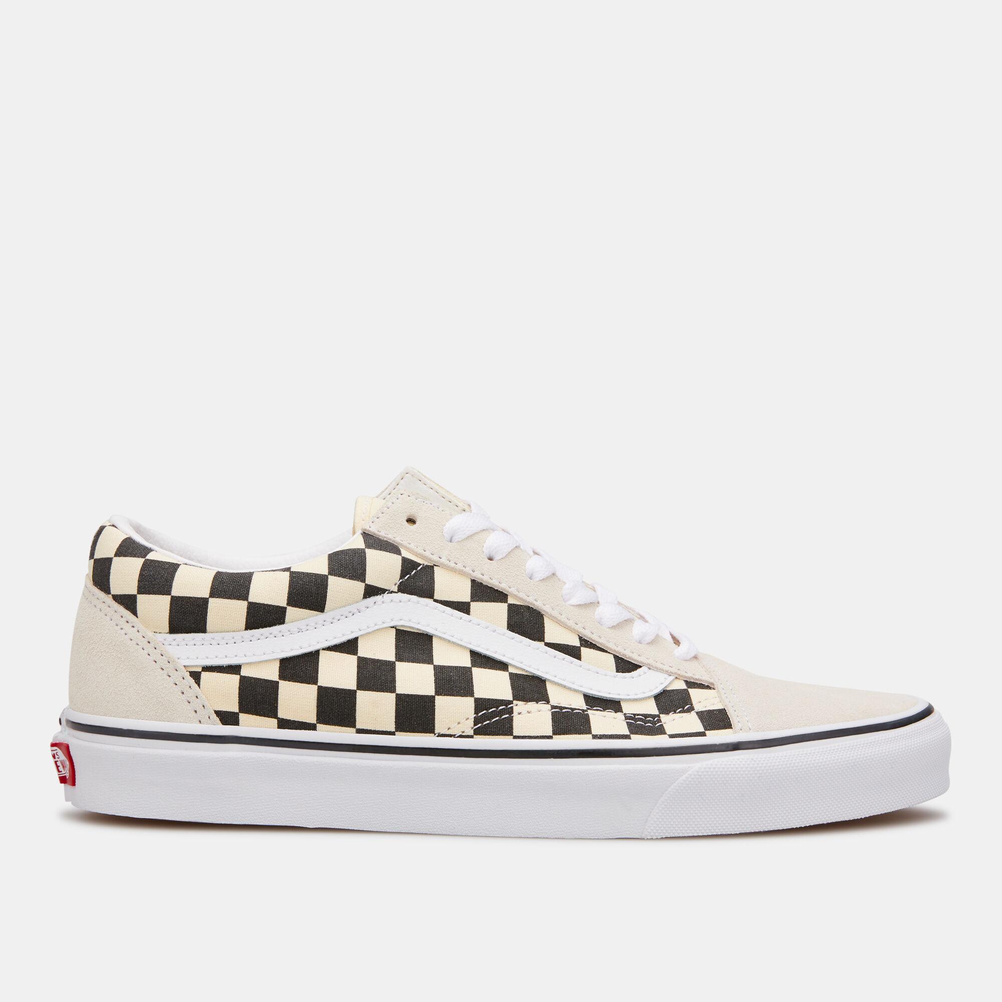 Buy Vans Checkerboard Old Skool Shoe in