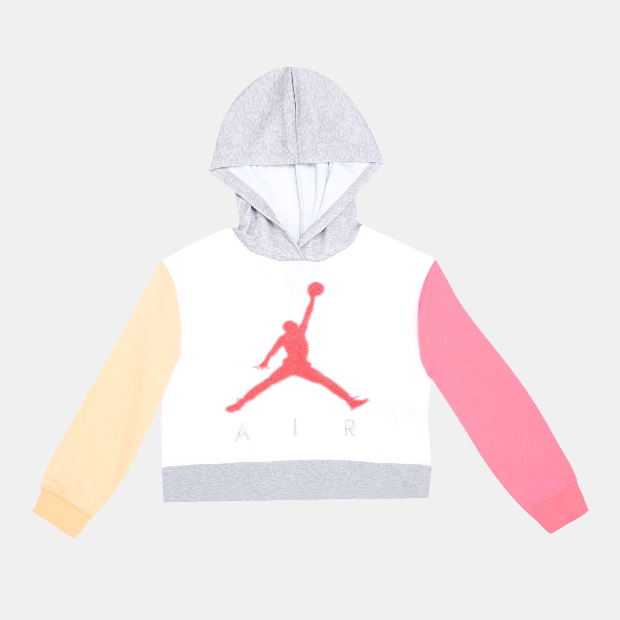 Kids' Air Cropped Hoodie (Older Kids