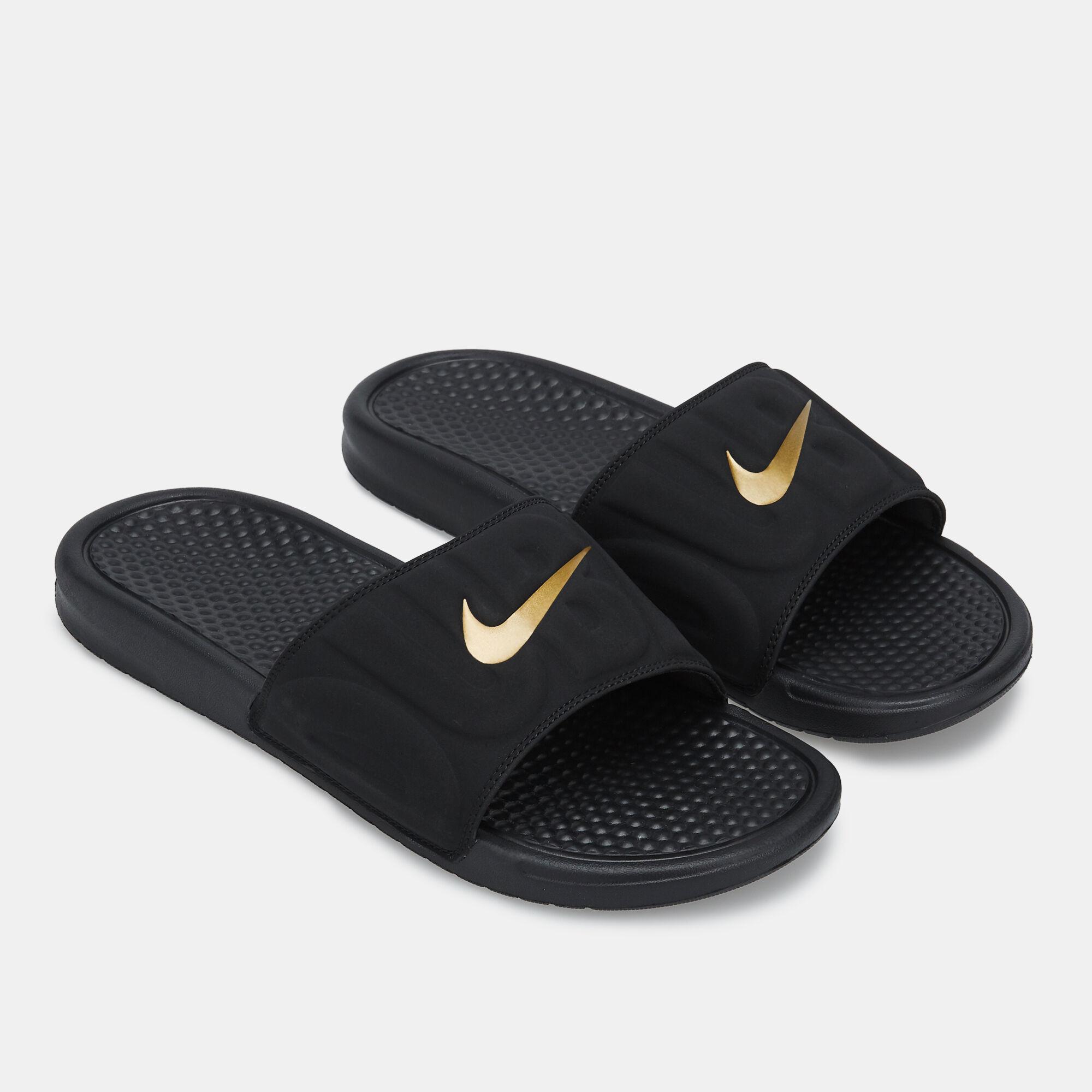 Buy Nike Men's Benassi Slides in Dubai